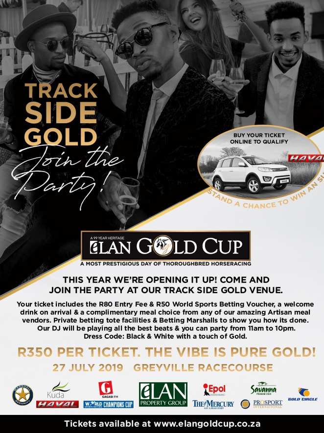 TRACKSIDE GOLD Picnic Sites 2019